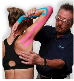 Kenzo Kaze- Creator of Kinesio Tape and the Kinesio Taping Method
