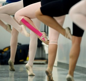 Study Shows Kinesio Taping Aids Prevention of Disorders Among Dancers