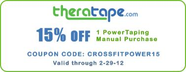 Save 15% on RockTape PowerTaping Manual