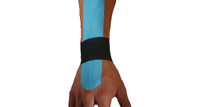 Precut Kinesio Tape for Wrist Pain