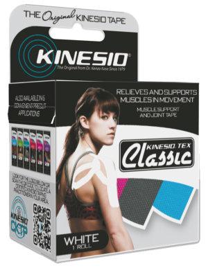 Kinesio Tape Classic - White