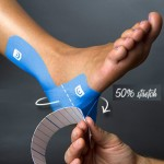 How to Tape an Ankle Sprain - Step 3