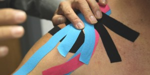 Kinesio Tape and the Principles Underlying the Kinesio Taping Process