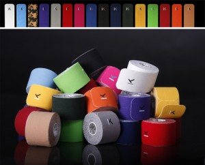 KT Tape Colors