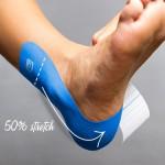 How to Tape an Ankle Sprain - Step 1